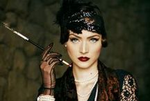 Photography / Flappers / Flapper girls - style and outfit