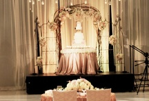 Tip Top Tablescapes / Beautiful tables for weddings and events!