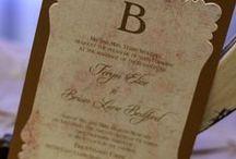 Wedding Invitations from Dressy Designs / custom wedding invitations designed by www.dressydesigns.com.  Happy Pinning!!