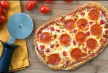 pizza! / I'm a pizza lover. Make no apologies for having another slice! / by Girl by the Lake