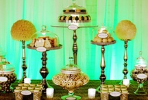 Candy Buffets by Dressy Designs / Candy Buffets, Candy Bars, Vintage Candy, Popcorn bars, Sweet and Salty Buffets
