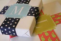 Gift Giving / by Lisa B