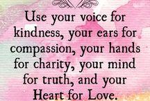 Words of Wisdom / by Lisa B