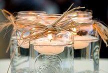 Rustic wedding ideas diy / Rustic boho weeding ideas diy decorations