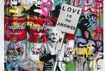 Street Art - Part 1 / by Susan Beebe