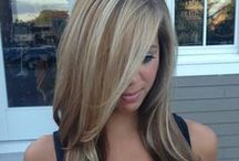 Hair  / by Brittney Metcalf
