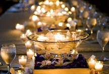 Candlelight  / by Lisa B