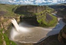 geo - waterfalls