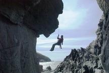 spike - climbing