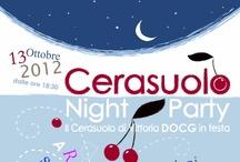 Planeta's Cerasuolo Night Party / Cerasuolo Night Party! Sabato, 13 ottobre 2012 alle ore 18.30 - Planeta  Cantina Dorilli http://bit.ly/TpDgId Wine, Sicily