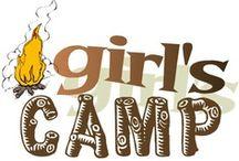 yw girls camp / by April Smith