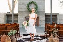 b r i d a l . s t y l e s / Wedding dresses, bridal gowns, bridal suits, wedding pantsuits, etc.  / by Brianna