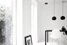 Monochrome: Home Edition / by Celine Nguyen