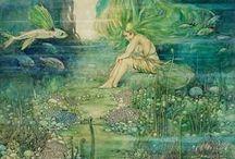 Mermaids / Mystical Mermaids