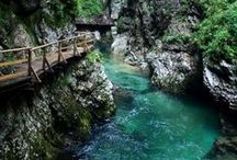 Travel & Explore / Wanderlust - dreamy travel locations