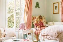 audrey's room / by emily // jones design company