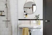 bathroom / by emily // jones design company