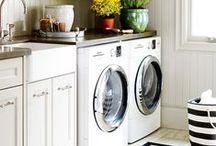 laundry room / by emily // jones design company