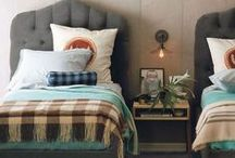 bedrooms // kids + bunks / by emily // jones design company