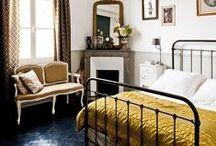 bedrooms // grown-ups / by emily // jones design company