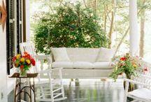 Pretty Porches / by Lisa B
