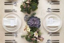 Place Settings / From everyday to every event. / by Borsheims Fine Jewelry and Gifts