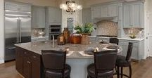 Gourmet Kitchen Designs / Williamsburg's state-of-the-art kitchen designs.