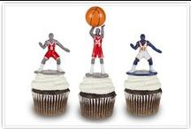 Basketball Birthday Party / Ideas for a basketball-themed birthday party