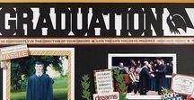 scrapbook- graduation