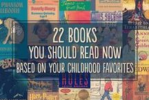 Books & Articles Worth Reading / by Jillian Robertson (Hi! It's Jilly)