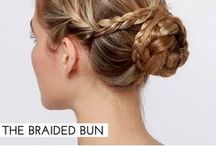 Hairdos to Try / by Jillian Robertson (Hi! It's Jilly)