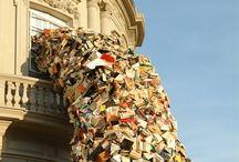 books!  / by Sarah Hintz - Gibson
