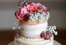 Cakes & Cupcakes On the Brain! / Cakes and Cupcakes Galore! :) / by Cara Donofrio