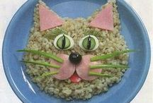 For the Kids ~ Playful Food / Opportunities to play with food :) / by D.j. McLendon