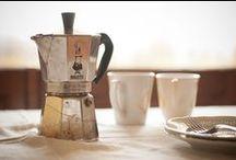 coffee & mornings