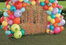 Party Ideas / Party Decorations & DIY! Party games and activities.