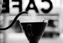 Coffee + Tea Time