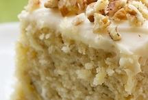 cakes/cake bars