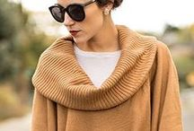 Fall Style / Style ideas and trends for the changing seasons. / by Erin Freedman