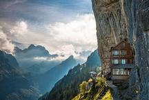 Switzerland / My happy place.