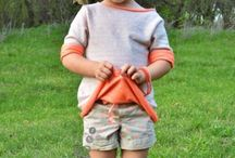 Sewing (Kids Clothing) / Sewing tutorials and inspiration for children's clothing. Sewing ideas for kids clothing