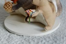 Sewing (Toys & Kid Stuff) / Sewing Toys & Softies: Cute Projects To Sew For Children.