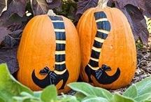 Halloween recipes/decorations