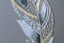 Appliqué & Embroidery / Appliqué Sewing. Inspiration for appliqué sewing and hand embroidery.