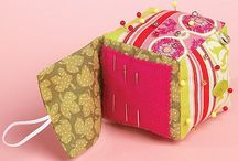 Sewing (Misc. & Scrap Busters) / Fabric scrap busters & little things to sew and make