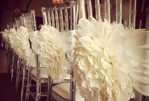 The Beauty of the Chairs / Dressing the chair... / by Latisha w/ SimoneEliseEvents