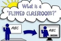 Flip Your Classroom / Everything from steps to flipping classrooms for beginners and to best practices for the most advanced teacher.
