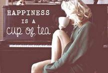 Tea. It's like a hug in a cup.