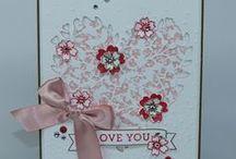 Cards - Valentine's / by Pamela Buhrz