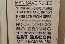 Man Cave / by Amber Kirby